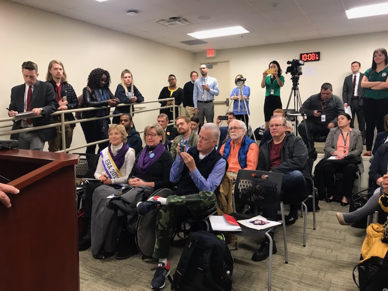 Virginia Grassroots Coalition Press Conference Jan 9, 2020